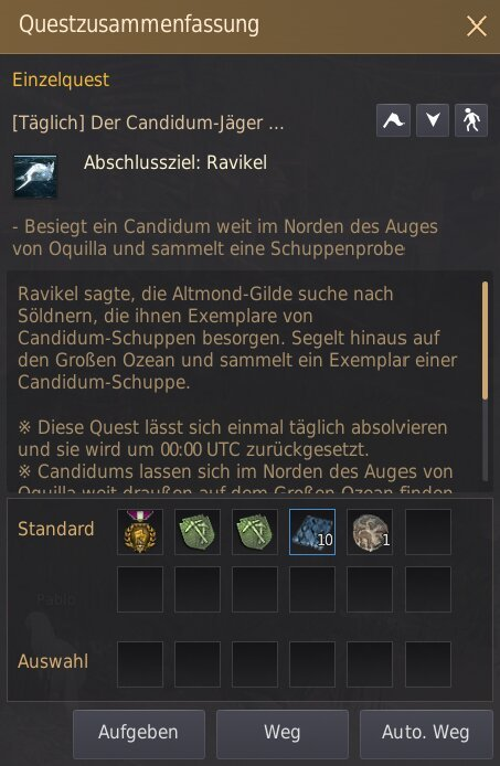 Ravikels Quest