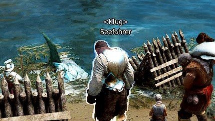 Erkennungsmerkmal der Seefahrer