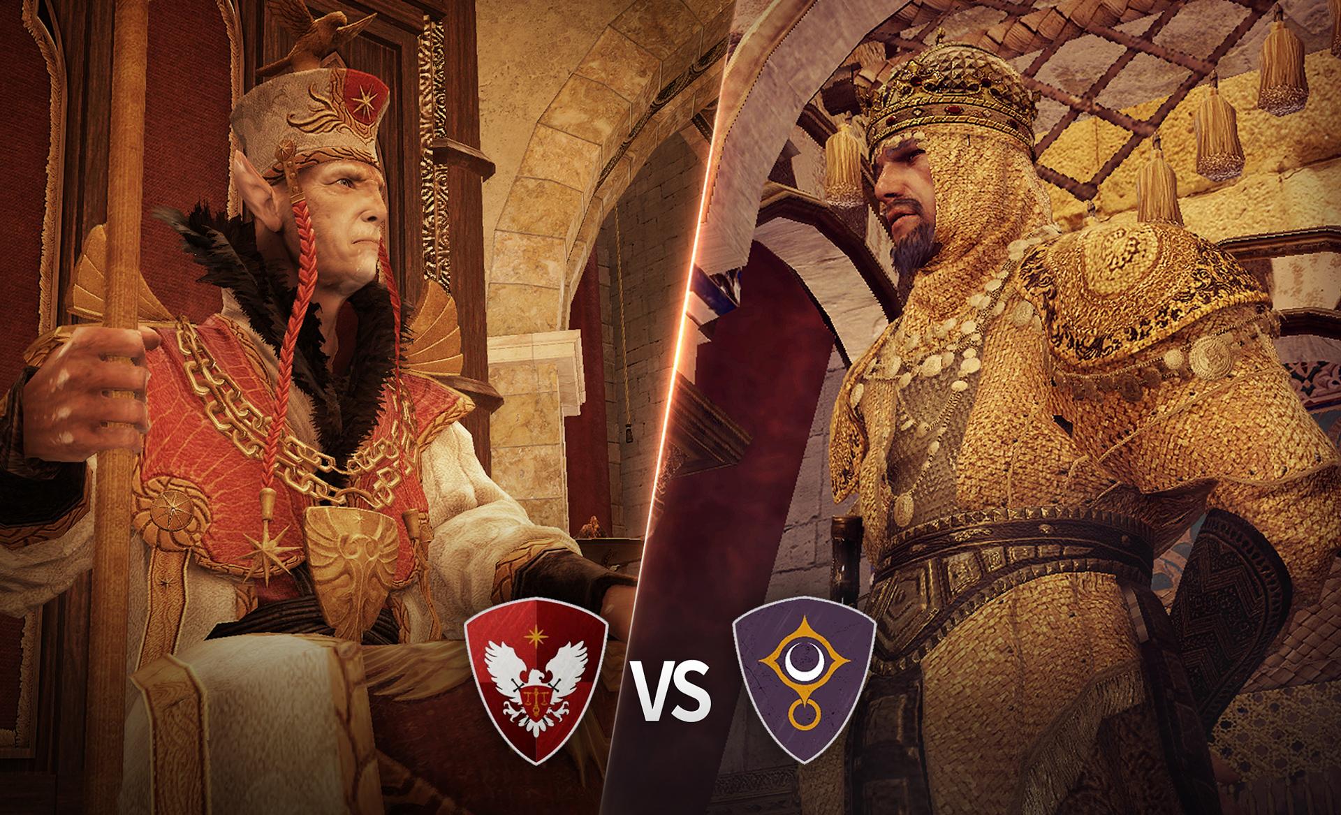 Krieg Valencia gegen Calpheon
