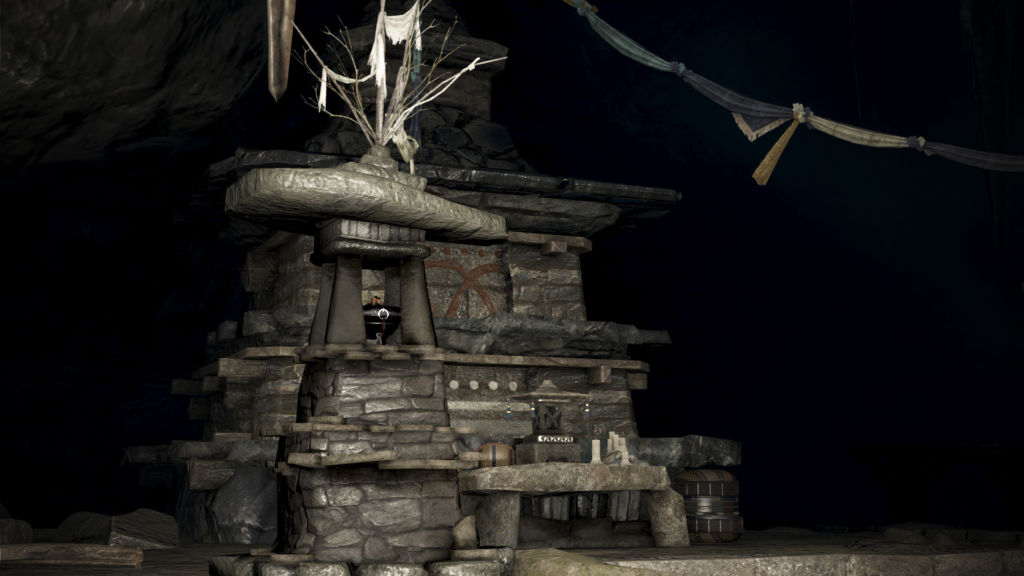 Gervish-Altar